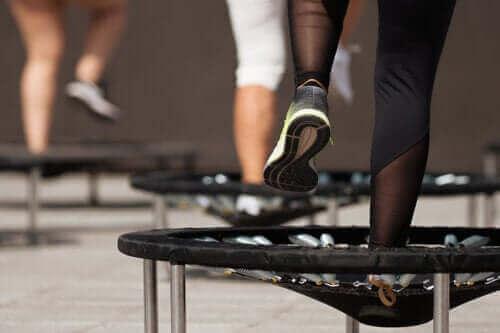 Jumping fitness: Hvordan trene det