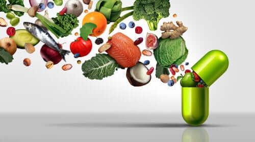 Kosttilskudd for graviditet og amming