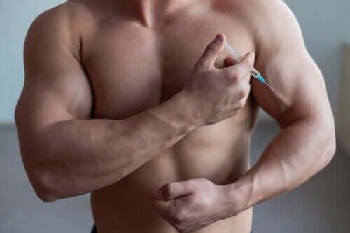 Palumboisme: Effekten av overskudd av steroider hos kroppsbyggere