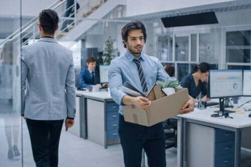 Tips om hvordan du slutter i en jobb du ikke liker