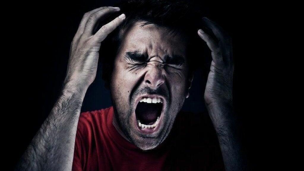 Hvorfor gråter vi noen ganger når vi er sinte?