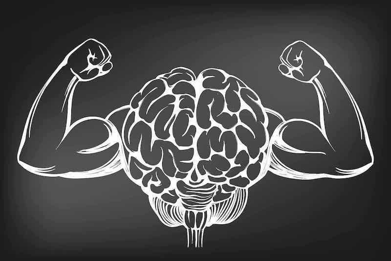 En sterk hjerne