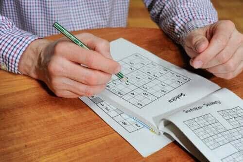 Fordeler med sudoku for hjernen, ifølge vitenskap