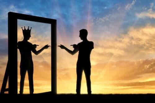 Egenskapene til en egoistisk person