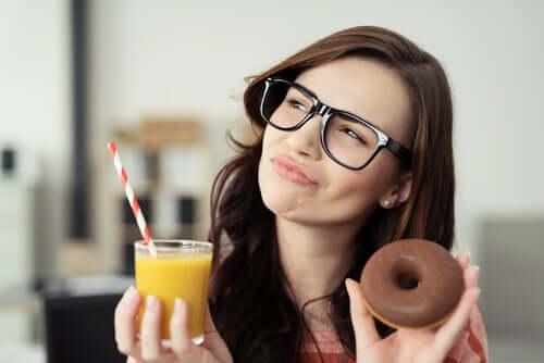 Tre anbefalinger for å redusere sukker i kostholdet ditt