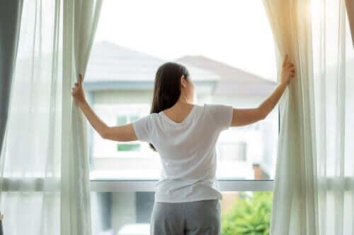 Betydningen av frisk luft i hjemmet
