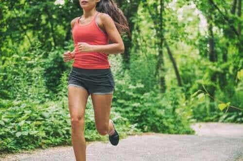 Tips for løping etter å ha vært hjemme så lenge