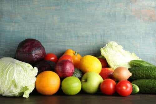 Kjennetegnene på antinæringsstoffer