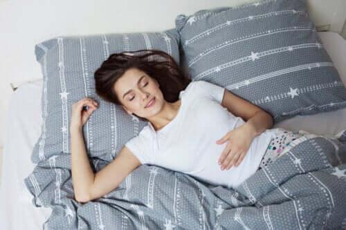 Kjennetegn ved REM-søvn