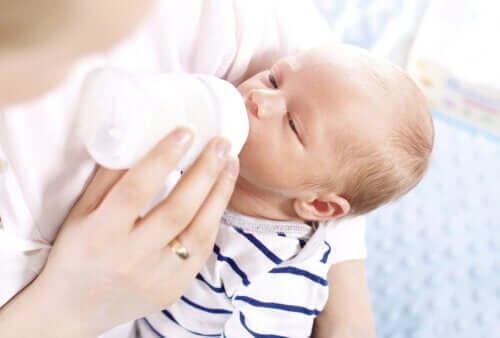 Hva er hydrolysert melk?