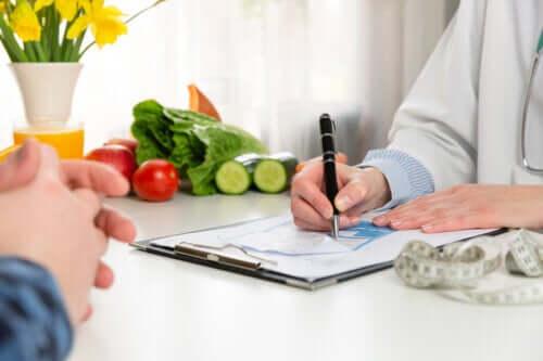 Riktig diett for fibromyalgi