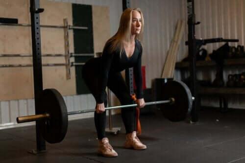 Fem idretter som svekker bekkenbunnen hos kvinner