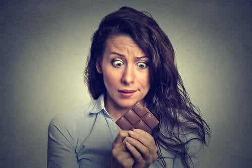 Hvorfor stress øker appetitten