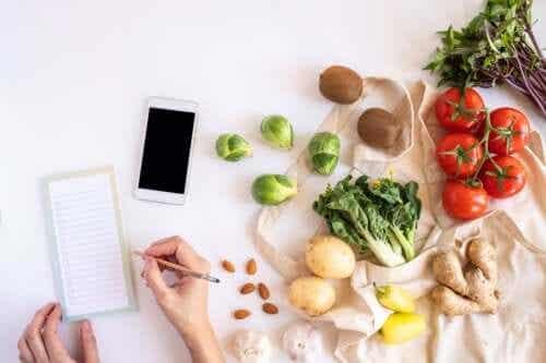 Noom-dietten: Fordeler, ulemper og anbefalte matvarer