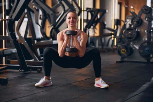 Syv tips for å forbedre dybden på knebøy