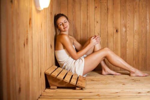 Helsefordelene ved badstuer