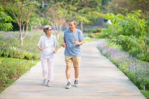 En anbefalt treningsplan for eldre voksne